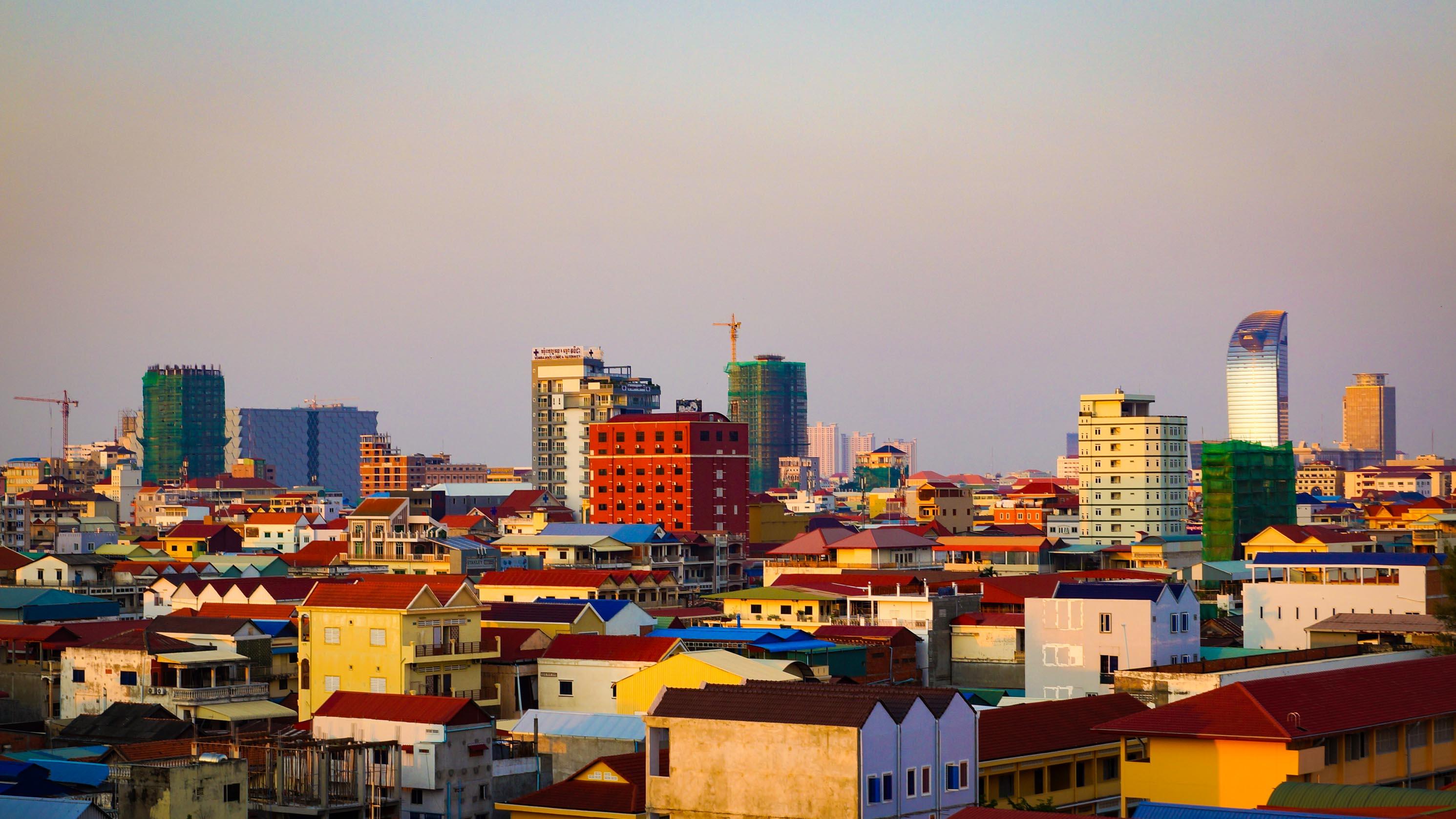 Kambodscha ade, Indonesien juchhe