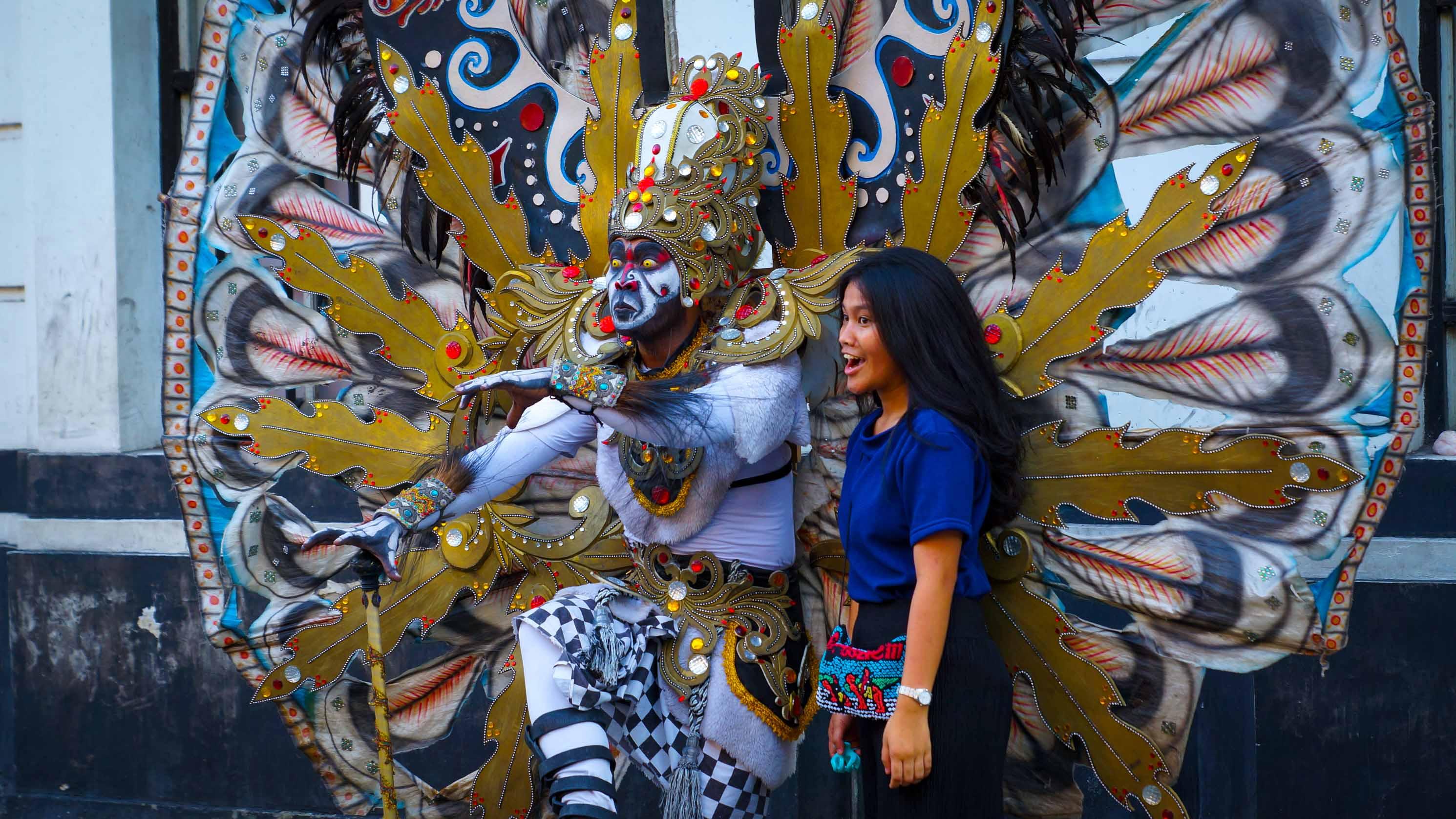 Kurzes Update: Von Jakarta nach Yogyakarta