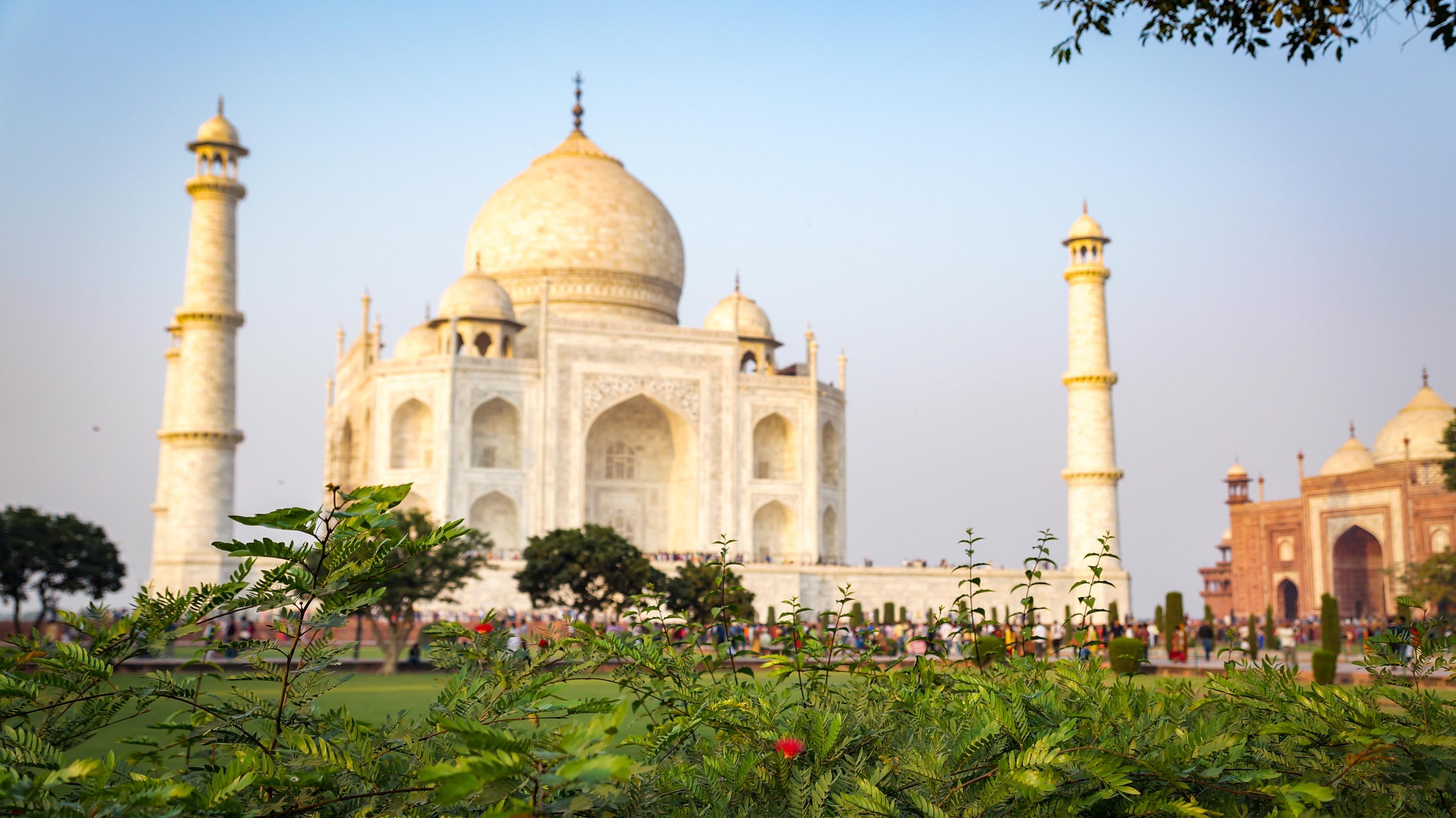 Wir waren im Norden von Indien unterwegs!