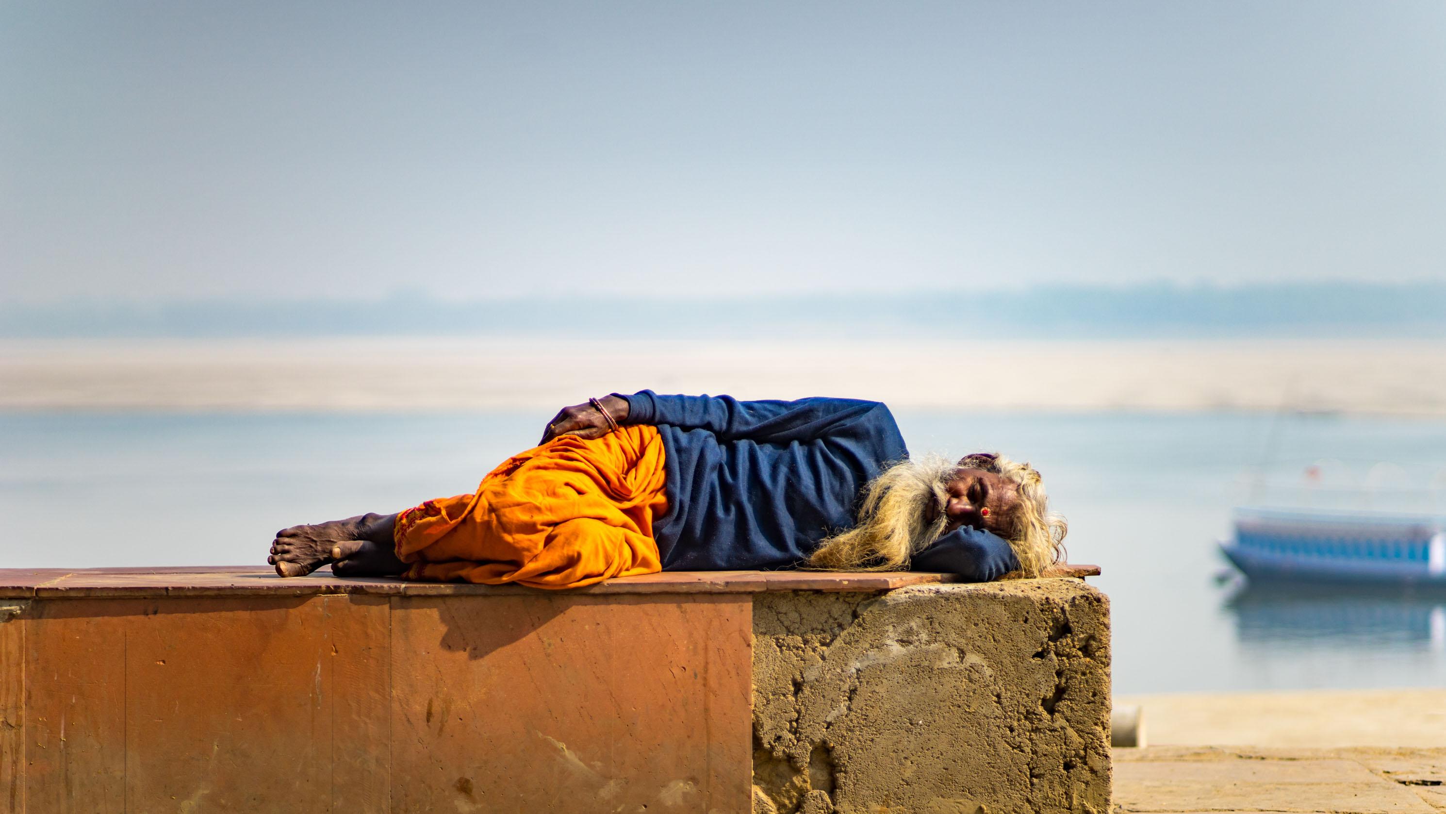 Mit Agra und Varanasi von Indien verabschiedet