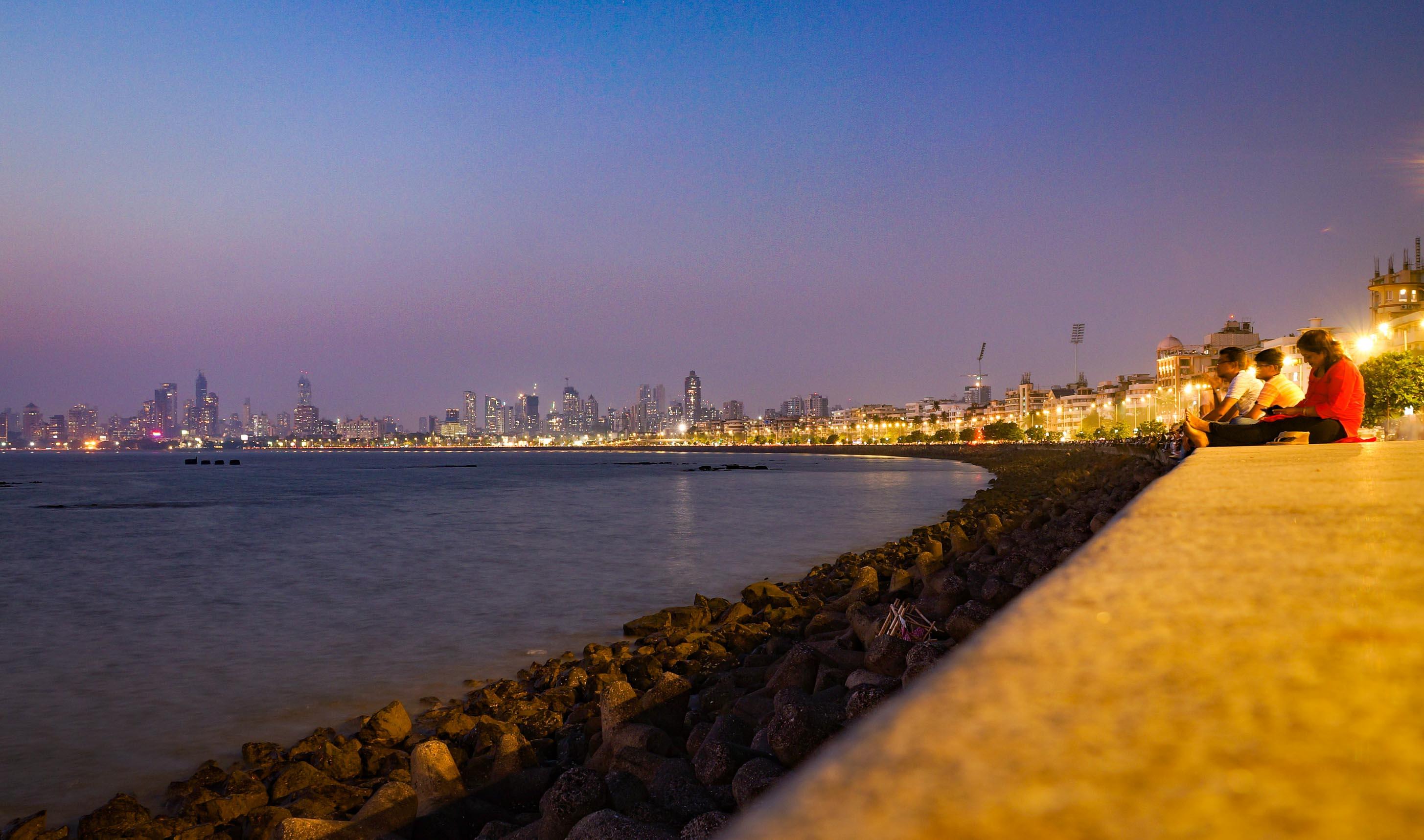 Mumbai – Stadt der Sandwiches